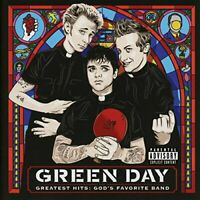 Green Day - Greatest Hits: Gods Favorite Band [CD]