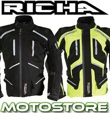 RICHA CANYON JACKET MOTORCYCLE WATERPROOF TOURING ADVENTURE ALL SEASON THERMAL