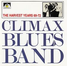 CLIMAX BLUES BAND : THE HARVEST YEARS 69-72 / CD - TOP-ZUSTAND