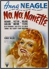 NO, NO, NANETTE - 1940 - Anna Neagle, Victor Mature - BRAND NEW / FREE SHIPPING