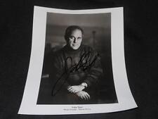 New York Times Best Seller John Saul Signed Vintage 8x10 Autograph Photo JB5