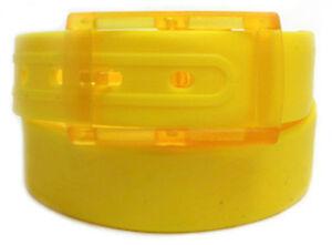 New! Silicone Belt Many Colors Fruit Golf Baseball Softball Jelly Rubber Plastic