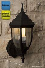 Applique extérieur lanterne murale lampe de jardin 8102