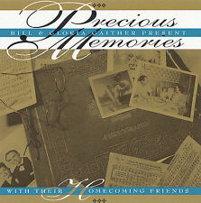 NEW! BILL & GLORIA GAITHER PRESENT: PRECIOUS MEMORIES OOP GOSPEL CD