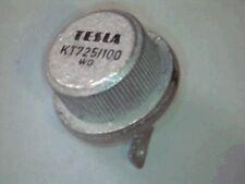 Thyristor TESLA KT725/100 100V/25A