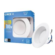 TW Series 100W Equivalent Soft White 2700K 6 in. Dimmable LED Retrofit Recessed