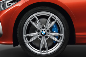 "Original BMW Sommerradsatz Doppelspeiche 436M 18"" 1er & 2er F Reihe UPE: 3.150€"