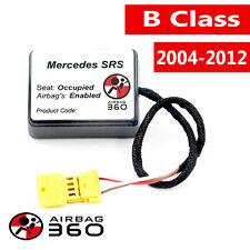 Mercedes B class 2004-2012 SRS  passager Sensor occupation siège