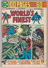 World's Finest #227 with Superman & Batman, Fine Condition*