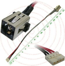 Toshiba DDOBLQAD000 DC Jack Power Port Socket with Cable Harness Wire BLQ