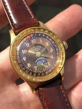 Vintage Normal Pointer Date Mens Watch 33,6mm With Day Bezel