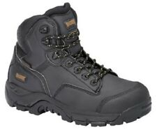 MAGNUM Precision Max SZ CT WPI Workboot Waterproof Zip (BLACK) | AUTH. DEALER