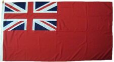 More details for  red ensign  sewn embroidered uk manufactured mod woven polyester rope & toggled