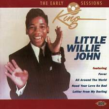 Little Willie John - The Early King Sessions (CDCHD 846)