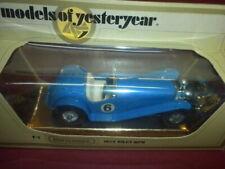 1934 RILEY MPH MATCHBOX CAR Y-3 Models of Yesteryear 1978 mib ENGLAND