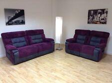 Fabric Three Seater Sofa SCS Furniture Suites