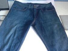 "Ted Baker Lady's Blue Denim Jeans 32"" Waist 30 "" Inside Leg 100% Cotton Denim"