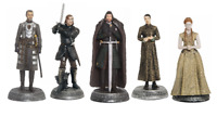 lot 11 HBO Game Of Thrones Eaglemoss Figurine Collection