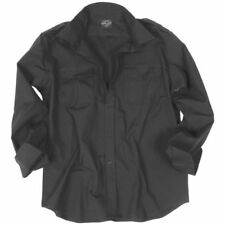MIL-TEC russo Marine Pullover Estate Marine-Pullover Shirt A Strisce xs-3xl