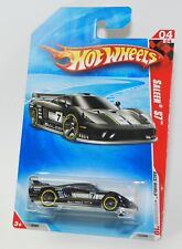 HOT WHEELS 2010 RACE WORLD SALEEN S7 BLACK #172 FACTORY SEALED