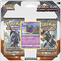 Pokémon - 2PACK01SL03 - 2 Boosters Pokémon Soleil et Lune SL3 - Français - Neuf