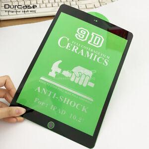 Flexible Screen Protector for iPad 8 7th 5th 6th Gen iPad 2 3 4 5 6 Air 2 Mini 3
