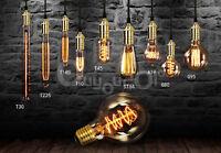 Ampoule Filament Carbone 4/40/60W E27/B22/E14 Incandescente Vintage Edison Style