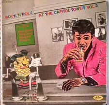 Rock N Roll at The Capitol Tower 2 LP~Esquerita~Johnny Otis~Wanda Jackson~France