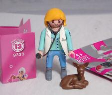 PLAYMOBIL 9333 Figures Girls Serie 13 Im Display