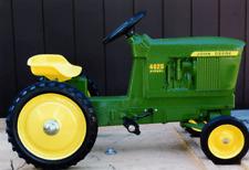 John Deere 4020 Wide Front Pedal Tractor by ERTL NIB! Unassembled!