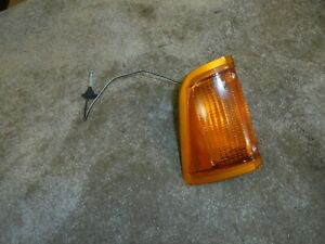 Ford Cortina mk3 Front Indicator Unit N.O.S Genuine Ford.........Drivers Side.