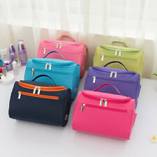 Travel Hanging Wash Bag Toiletry Cosmetic Organizer Waterproof Pouch Case