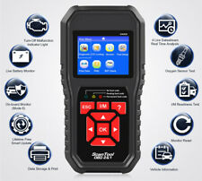 Car OBD2/EOBD/CAN Diagnostic Scan Tool Engine Fault Code Reader Upgradeable