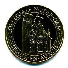 21 SEMUR-EN-AUXOIS Collégiale Notre-Dame, 2016, Monnaie de Paris