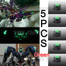 5X MG 1/100 QANT Raiser Gundam GREEN LED Lights 00Q 00R Jesta RX78 3.0 EXIA Nu