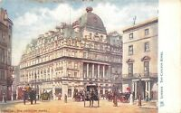 BR64426 london the carlton hotel postcard painting  uk