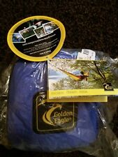 Golden Eagle  Double Camping Hammock BRAND NEW IN BAG UNOPENED