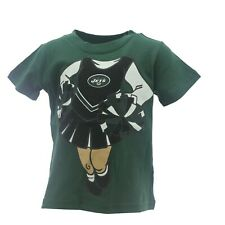 New York Jets Official Nfl Apparel Infant Toddler Girls Size T-Shirt New Tags