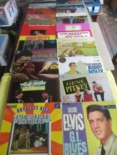 Collection of 30 Lps #18 - Pop music from 1960s ,postage varies per state