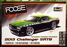 2013 Dodge Challenger SRT 8 Chip Foose, 1:25, Revell USA 4398 new tool 2016 neu