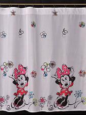 Disney  Voile Net Curtain -NEW MINNIE MOUSE  - 75cm width x 150cm drop