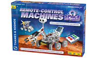 Thames & Kosmos Remote Control Machine Space Explorer Engineering Experiment Kit