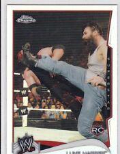 2014 TOPPS WWE CHROME LUKE HARPER ROOKIE REFRACTOR WRESTLING CARD #30