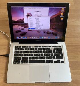 "Apple MacBook Pro 13"" A1278 i5 2.5Ghz 4GB 2012 Model/ Spares/Repairs / Ref691"