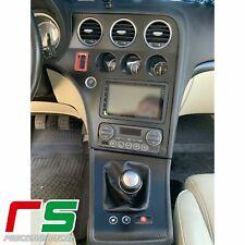 Alfa Romeo 159 adesivi Decal cover consolle e cornice cambio carbonlook full APA