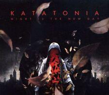 CDs de música bandas katatonia