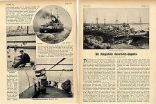 Die Kriegsflotte Österreich-Ungarns Orig.Bild-Report m.histor.Aufnahmen von 1905