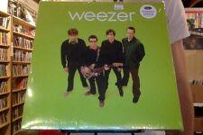 Weezer s/t LP sealed vinyl green album RE reissue self-titled