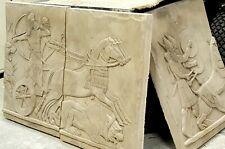Assyrian/Persian - Museum Replica - Stone Panels - Wall art, Garden Sculpture