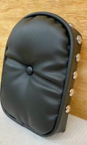 Drag Specialties Sissy Sissy Bar Custom Pad Studded Click On Style Chopper (U262